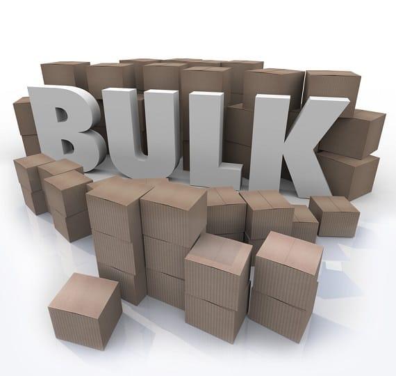 Bulk CBD products